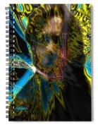 Analysis Paralysis Spiral Notebook