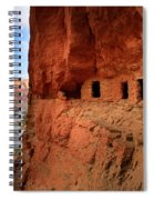 Anasazi Granaries Spiral Notebook