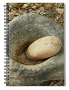 Anasazi Grinding Bowl Spiral Notebook