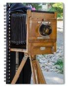 Ancestor 7d06733 Spiral Notebook