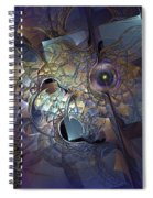 Ancestral Monolith Spiral Notebook
