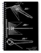 Anchor Patent Spiral Notebook