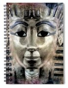 Anciant History Spiral Notebook