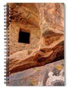 Ancient Anasazi Honeycomb Granary Ruin  Spiral Notebook