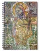 Ancient Christ Icon Spiral Notebook