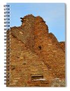 Ancient Corners Spiral Notebook
