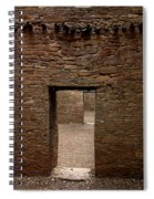 Ancient Gallery Spiral Notebook