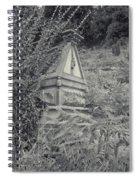 Ancient Gravesite Spiral Notebook