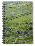 Ancient Ireland Spiral Notebook