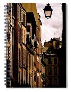 Ancient Paris Spiral Notebook