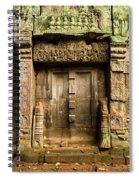 Ancient Portal Spiral Notebook