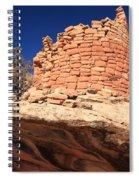 Ancient Pueblo Spiral Notebook