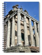 Ancient Rome Spiral Notebook