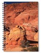 Ancient Sand Dunes Spiral Notebook