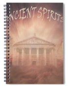 Ancient Spirits Spiral Notebook