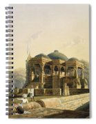 Ancient Temple At Hulwud, From Volume I Spiral Notebook