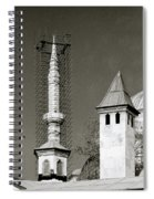 Ancient Turkey Spiral Notebook