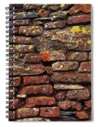 Ancient Wall Spiral Notebook