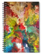 Ancient Wisdom Spiral Notebook
