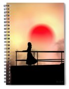 And The Sun Also Rises Spiral Notebook