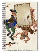 Andersen: Snow Queen Spiral Notebook