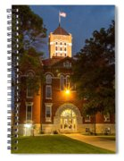 Anderson County Courthouse Spiral Notebook