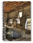 Anderson Quarry-2 Spiral Notebook