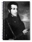 Andrew Jackson, Jr Spiral Notebook