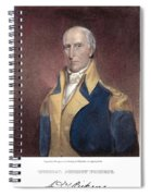 Andrew Pickens (1739-1817) Spiral Notebook