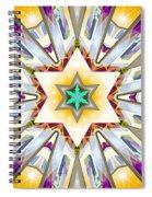 Andromedan Chamaeleon Spiral Notebook