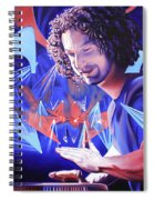 Andy Farag  Spiral Notebook