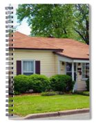 Andy Griffith Homeplace Spiral Notebook