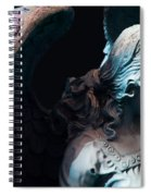 Angel - Alyssa Spiral Notebook