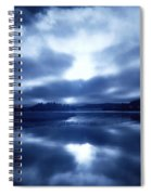 Angel Appearance Spiral Notebook