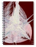 Angel Heart By Jammer Spiral Notebook