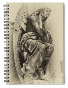 Angel In Waiting 1 Spiral Notebook