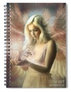 Angel Jehoel Spiral Notebook