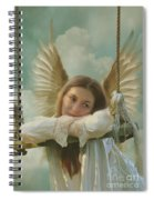 Angel Of Independence Spiral Notebook