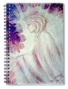 Angel Of Mercy 2 Spiral Notebook