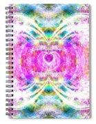 Angel Of Venus Spiral Notebook