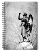 Angel Series 05 Spiral Notebook