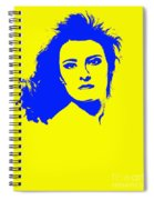 Angela Torn By Spiral Notebook