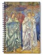 Angeli Ministrantes Spiral Notebook