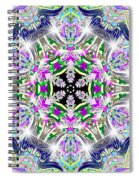 Angelic Dimensions Spiral Notebook
