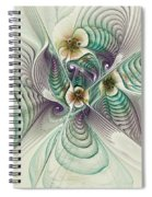 Angelic Entities Spiral Notebook