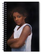 Angelina Spiral Notebook
