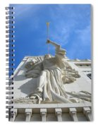 Angels  2920 Spiral Notebook