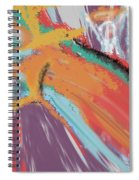 Angels And Demons Spiral Notebook