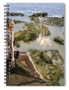 Angels- His Spirit Will Comfort You Spiral Notebook