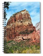 Angel's Landing Spiral Notebook